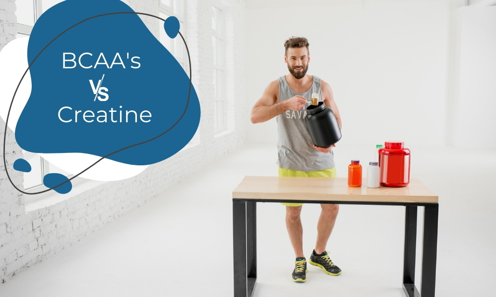 BCAAs vs Creatine